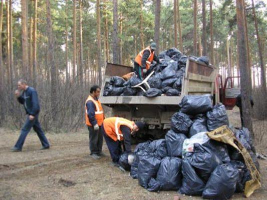 Вывоз строительных и бытовых отходов, утилизация мусора
