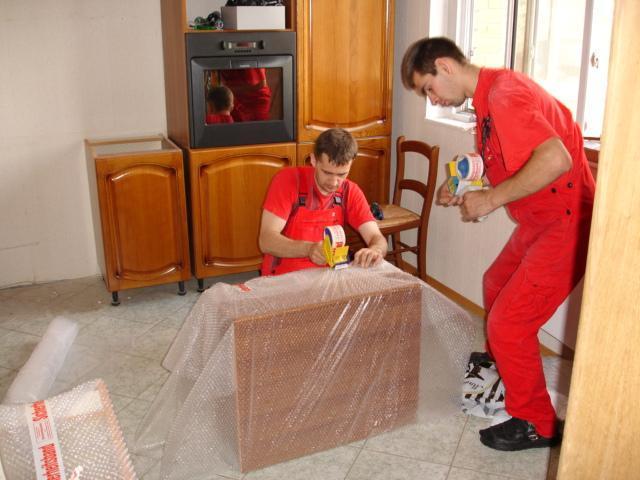 Упаковка — предметы, материалы и устройства, использующиеся для обеспечения сохранности товаров и сырья во время перемещения, хранения и использования