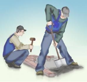 Бригада разнорабочих выполнит любую работу: демонтаж, погрузо-разгрузочные работы, уборка строительного мусора