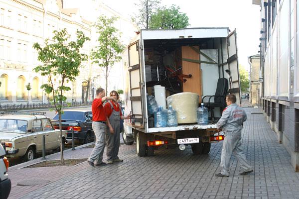 Услуга Переезд осуществляет офисные, квартирные, дачные переезды